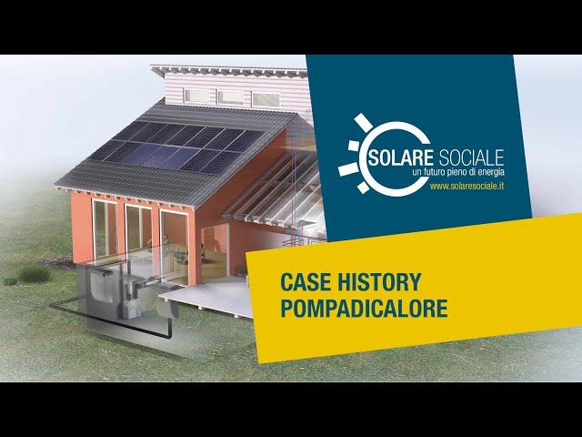Case history pompa di calore
