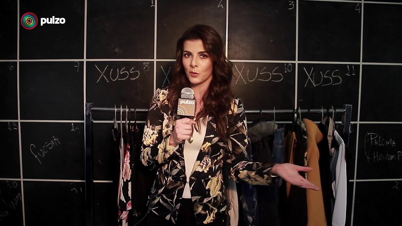 f4dbb3b386a8 Carolina Cruz cuenta qué está de moda para la oficina - YouTube