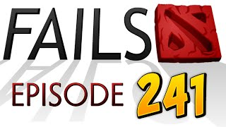 Dota 2 Fails of the Week - Ep. 241