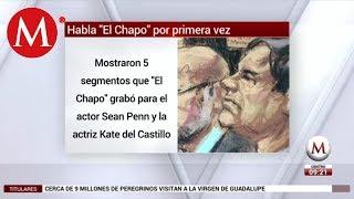 Habla 'El Chapo' por primera vez en juicio
