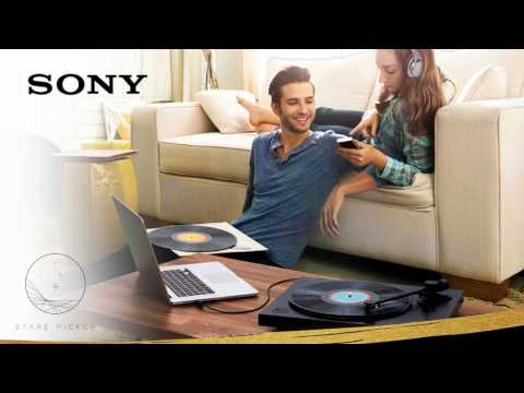 Introduction of SONY PS-HX500 Turntable (not review)