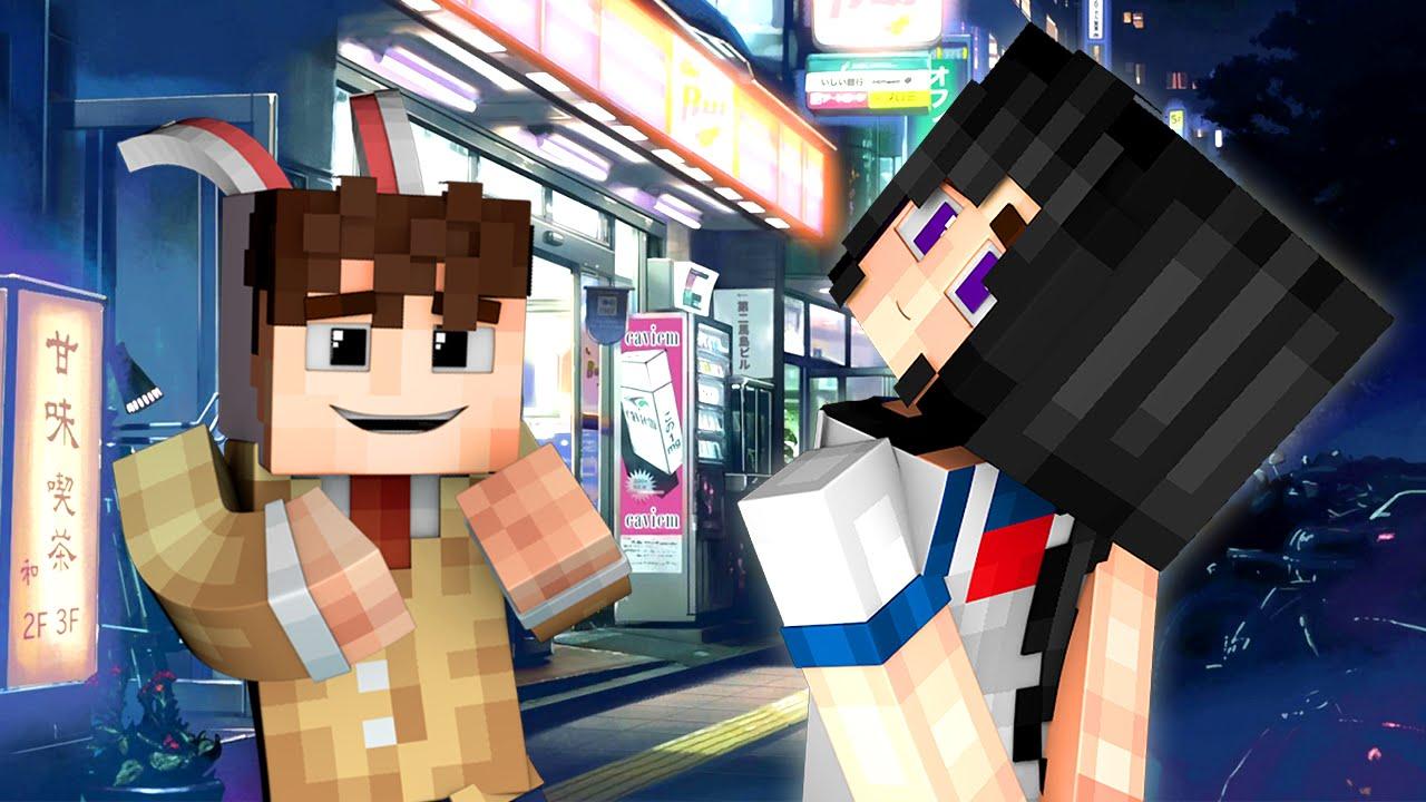 Yandere High School - NEW STUDENT! (Minecraft Roleplay) #5