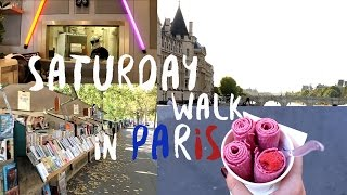 СУББОТНЯЯ ПРОГУЛКА ПО ПАРИЖУ // A SIMPLE SATURDAY IN PARIS