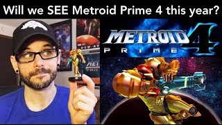 Will we SEE Metroid Prime 4 THIS year? (Nintendo Switch) | Ro2R