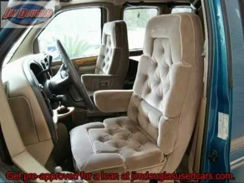 1998 Chevy G1500 Conversion Van Camping Used RV Gainesville FLmpeg