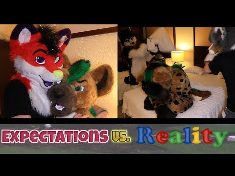 Furry Cons: Expectations vs Reality