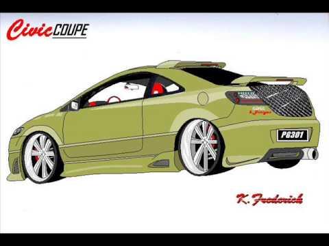 MS Paint custom car designs  YouTube