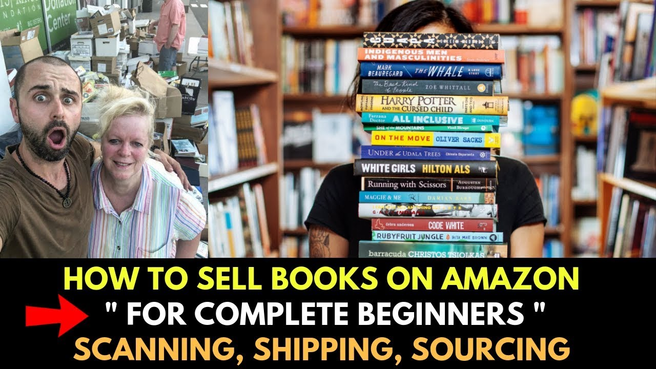 sell books amazon