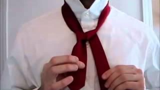 Cara Memakai Dasi Dengan Benar