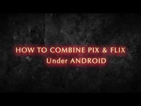 How to combine / merge your Videos and Pictures to one Video File under ANDROID - 2015