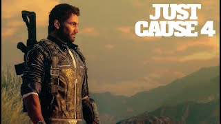 Just Cause 4 Engine Trailer | E3 2018 PC Gaming Show
