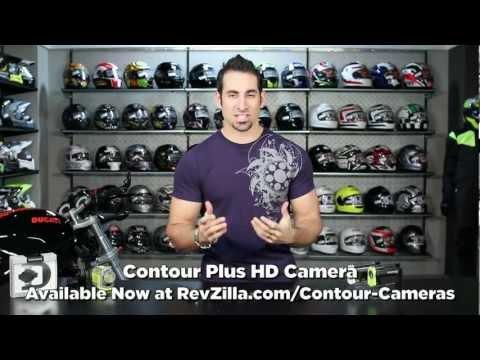 Contour + (Plus) HD Video Camera Review at RevZilla.com
