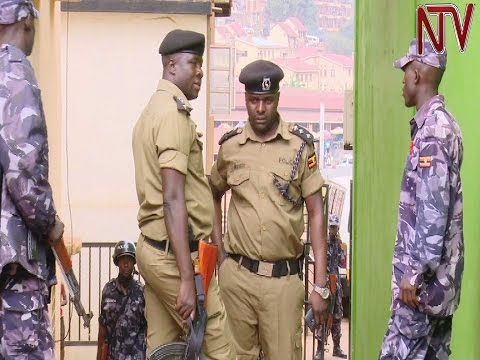 Security guard killed as robbers break into computer shop in Kampala