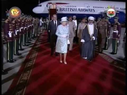 Queen visit Oman Nov2010