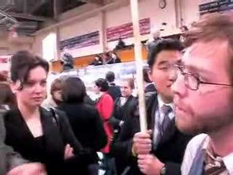 Dan Patterson Interviews Facebook at the ABC Debate