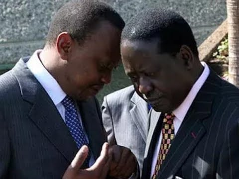 President Uhuru changes tack over National Dialogue