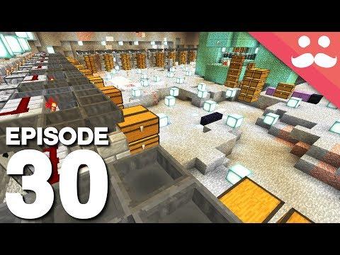 Hermitcraft 5: Episode 30 - STORAGE...