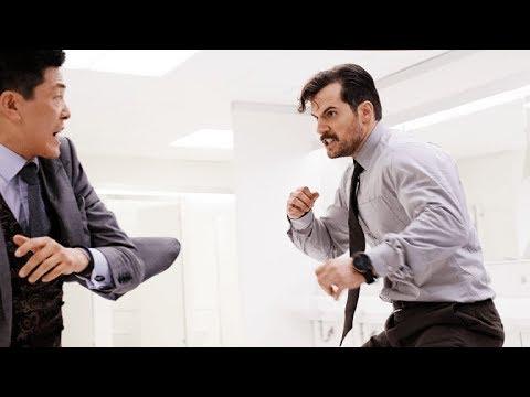 Bathroom Fight Scene - Mission Impossible:Fallout (2018) 4K Movie Clip