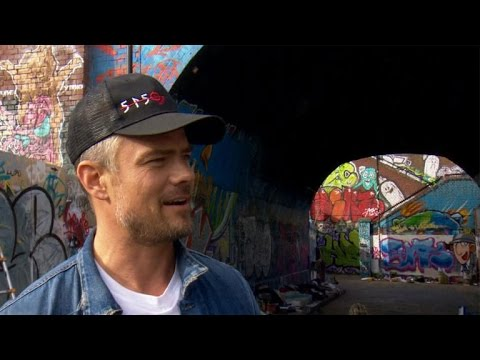 EXCLUSIVE: Josh Duhamel and Mark Wahlberg on Who Brings the Most Heat in 'Transformers 5'