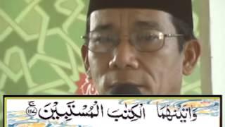 belajar baca al quran dengan iramayang merdu