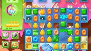 Candy Crush Jelly Saga Level 605 - NO BOOSTERS