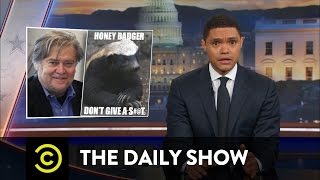 President-Elect Trump's Prospective Cabinet of Deplorables: The Daily Show