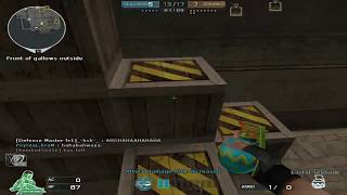 CrossFire PH (2017) - Parkour 4