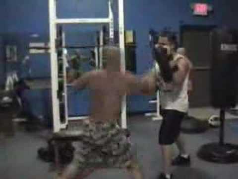 Columbus Ohio MMA School Presents: Muay Thai Training