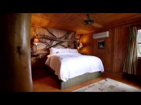 Lake Placid Lodge - Private Cabins - Lake Placid, NY