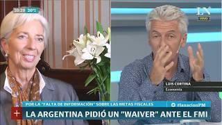 La Argentina pidió un