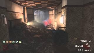 Black Ops 2 Zombies Die Rise Round 40 Full Gameplay!