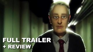 Anomalisa Trailer + Trailer Review - Charlie Kaufman 2015 : Beyond The Trailer