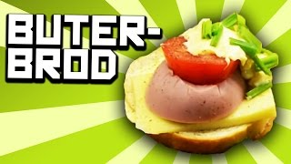 The Slavic Hamburger - TOP 5 Buterbrod Recipes