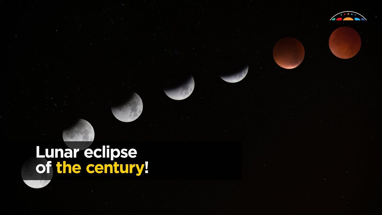 Blood moons: the omens, fear and prophecy around eclipses