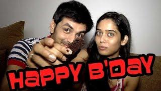Neha's Fun Filled B'day With Shakti