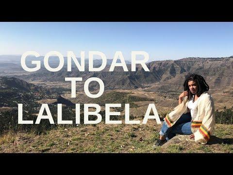 Travel Tips for Ethiopia | Gondar to Lalibela