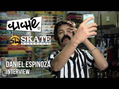 Daniel Espinoza Interview