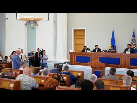 Громадське телебачення: Черкаси: Міський голова Черкас пообіцяв побудувати нові садки та школи за пів року