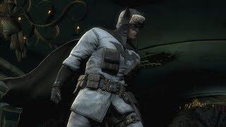 Injustice Playthrough (Poisoned) - Batman