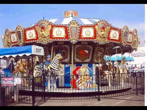 Kern County Fair Carousel