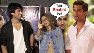 Jennifer Winget & Harshad Chopra Make FUN Of Karan Singh Grover During Bepannah Promotions