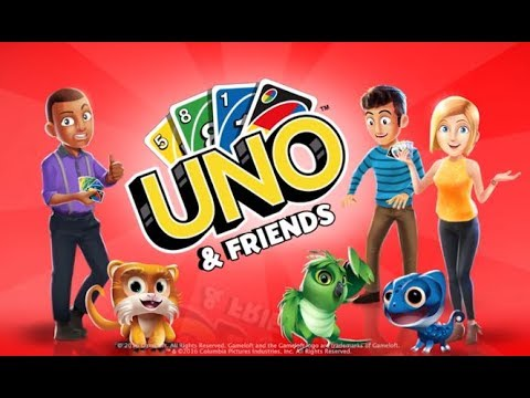UNO ™ & Friends Android/iOS Gameplay ᴴᴰ