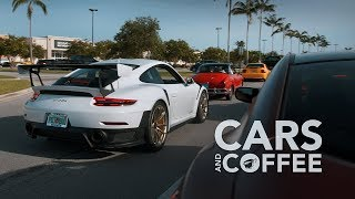 Porsche Invasion 2018 (Cars And Coffee Palm Beach) Canon C200