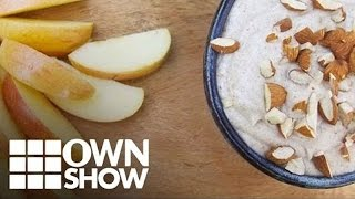 The Delicious New Almond Butter Twist | #ownshow | Oprah Winfrey Network