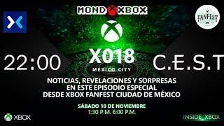 X018 Inside Xbox de Noviembre 2018, Game Pass, Obsidian, inXile, |MondoXbox