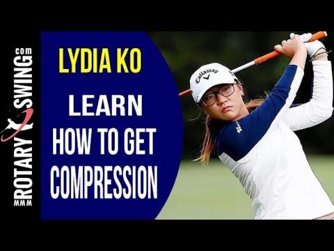 Lydia Ko - Golf Swing - Improve Your Impact