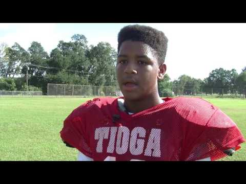 Undefeated Tioga Football Team Faces Brame Tonight