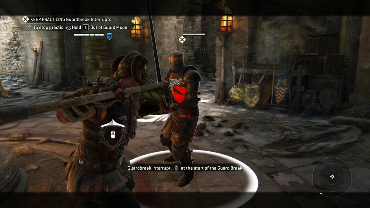 For Honor guide: how to parry and guard break with the right timing