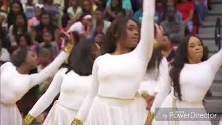 bring it dancing dolls gospel creative dance part 1