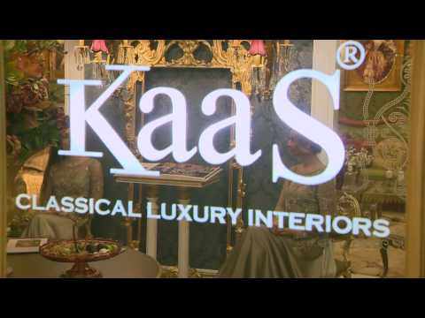 KaaS Classical Luxury Interiors 2016 Istanbul Furniture Exhibition ''IMOB''